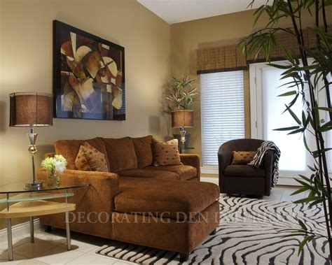 decorating solutions  small spaces decorating den