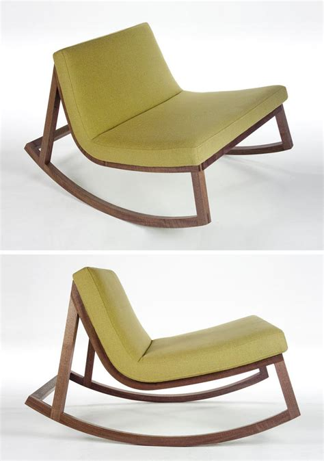 Chairs And Furniture Design Ideas Furniture Ideas 14 Awesome Modern Rocking Chair Designs For Your Home Contemporist