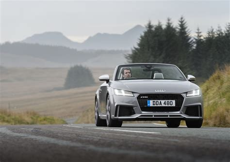 audi tt rs specs audi tt rs roadster review prices specs and 0 60 time evo