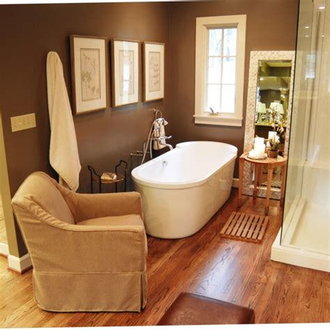 Decorating Ideas For Brown Bathrooms 20 Brown Bathroom Designs Decorating Ideas Design
