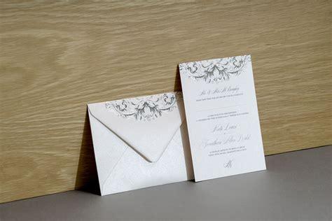 foil wedding invitations uk 4 ideas to make your wedding invitation envelopes