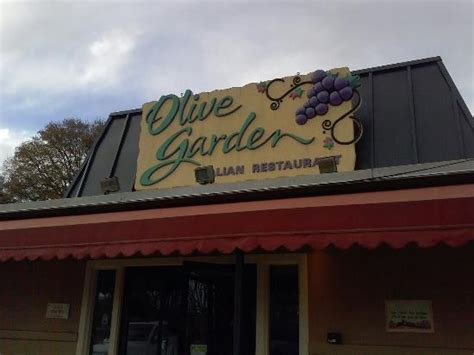 Olive Garden Ga by Fresh Salad With All Of The Trimmings Picture Of