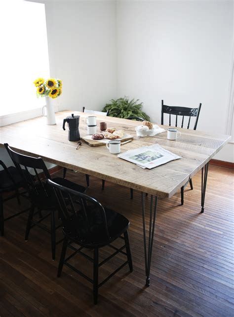 diy reclaimed wood table diy reclaimed wood table 187 the merrythought