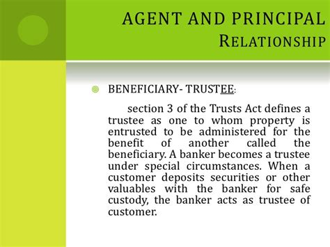 Relationship Banker by Banker Customer Relationship