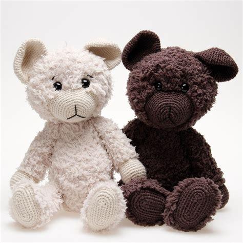 Teddy Handmade - teddy nallebj 246 rnar m 246 nster go handmade hobbii se