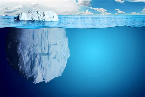 The Iceberg how many icebergs are there in antarctica