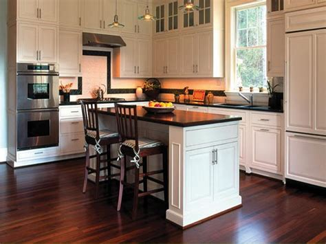 wood floor ideas for kitchens bloombety contemporary kitchen island decorating ideas hardwood flooring contemporary kitchen