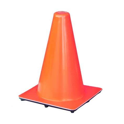 lakeside plastics 1250 12 quot traffic cone by the pallet