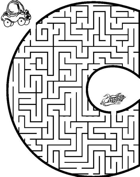 printable maze letter d 196 best labirintusok images on pinterest kid activities