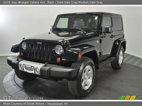 jeep wrangler 2009 interior black 2009 jeep wrangler 4x4 slate gray