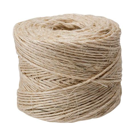 Cotton Rope Home Depot by Everbilt 18 X 500 Ft White Twine 17990 The Home