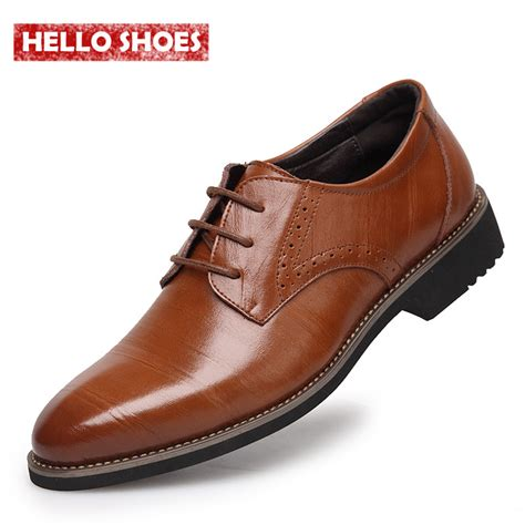 2015 new high quality genuine leather brogues shoes