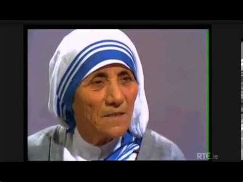 mother teresa biography youtube mother teresa of calcutta on irish television 1974 youtube