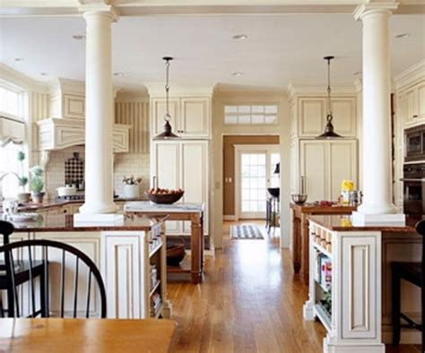 Plans for open kitchens ? Conversion and redevelopment