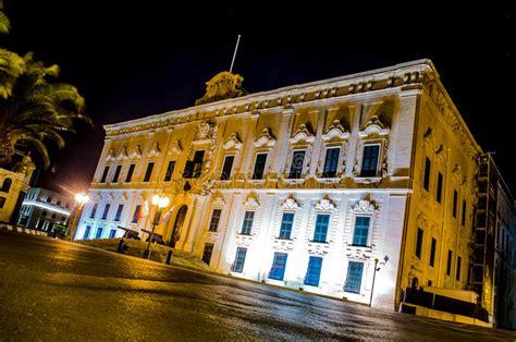 ufficio turismo malta castille malta immagine stock immagine 37844561