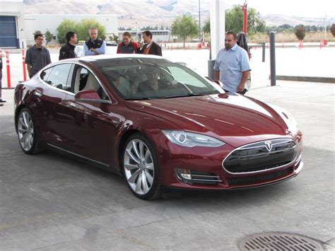 Tesla 2012 Price 2012 Tesla Model S Prices Options Specifications Released