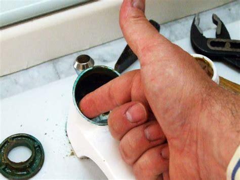 sostituzione guarnizione rubinetto ilsitodelfaidate it fai da te idraulica smontare e