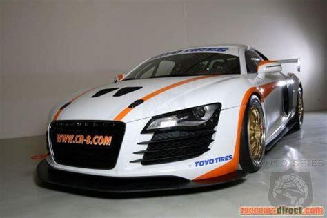 audi r8 race car for sale audi r8 gt3 spec race car up for sale autospies auto news