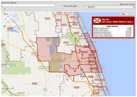 zip code map vero beach fl popular interactive gazetteer maps hometownlocator blog