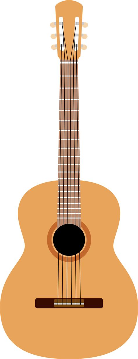 guitar clipart guitar free stock photo illustration of an acoustic