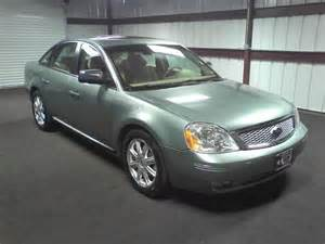 2006 ford five hundred information and photos momentcar