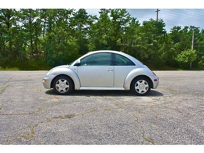 car owners manuals for sale 2000 volkswagen new beetle parking system find used 2000 vw beetle diesel tdi manual no reserve one owner leather roof in