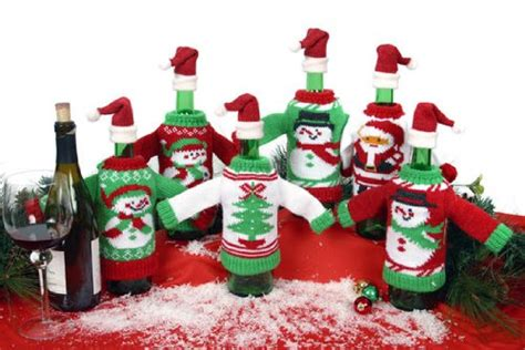 the best wine gifts christmas wine bottle covers