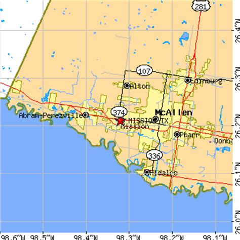 mission texas map mcallen tx map related keywords suggestions mcallen tx map keywords