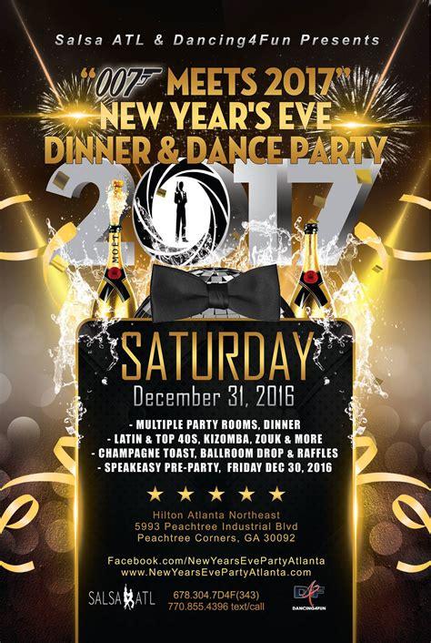 new year 2018 atlanta ga new year s 007 meets 2017 dinner