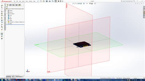 Solidworks Tutorial Origin | tutorial solidworks to 3d vrml wrl or step stp component