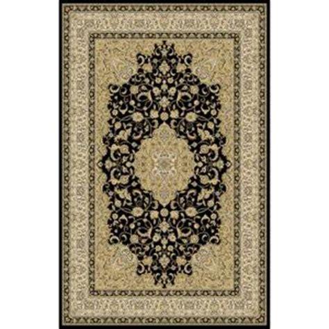 bazaar rugs at home depot home dynamix bazaar trim black ivory 7 ft 10 in x 10 ft 1 in indoor area rug 1 hd2412 457