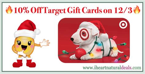 Target Gift Card 10 Off - print now new coupons for bob s red mill blue diamond larabar organic valley and more