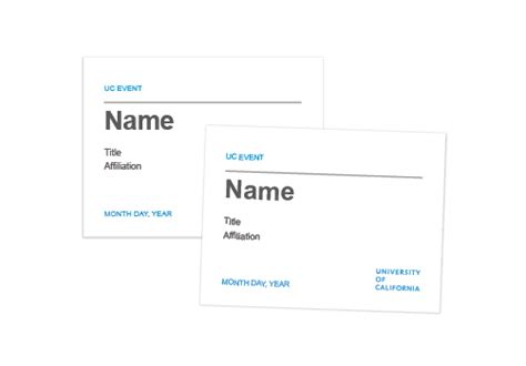 Name Tag Template Microsoft Name Tag Template Microsoft Word