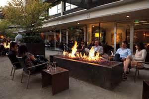Firepit Restaurant Eat Outside Up In Flames Portland Monthly