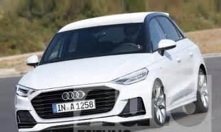 Der Neue Audi A1 audi a1 2018 neue informationen autozeitung de