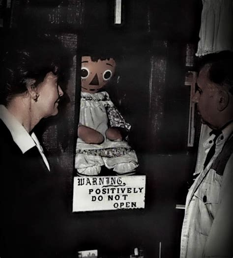 annabelle doll history the true story annabelle the doll before the