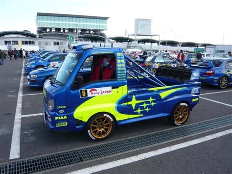 subaru mini pickup yeah baby subaru rally monster not exactly lol subaru