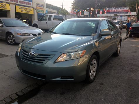 Used 2008 Toyota Camry Used 2008 Toyota Camry Le 7 690 00