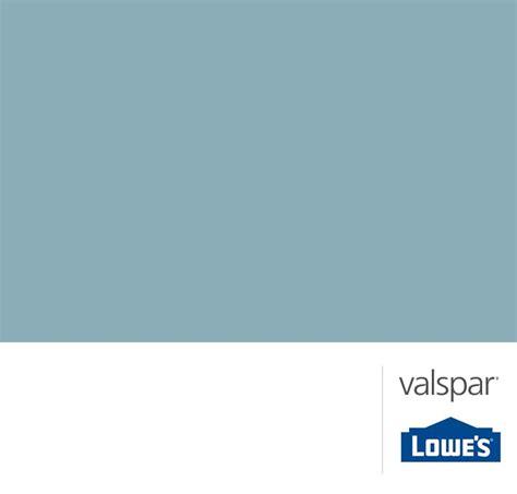 blue from valspar home reno