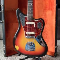 1965 Fender Jaguar Value 1965 Fender Jaguar Sunburst True Vintage Guitar