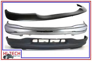 2000 Ford F150 Front Bumper Valance New 99 00 01 02 03 Ford F150 F 150 Pickup Truck Chrome