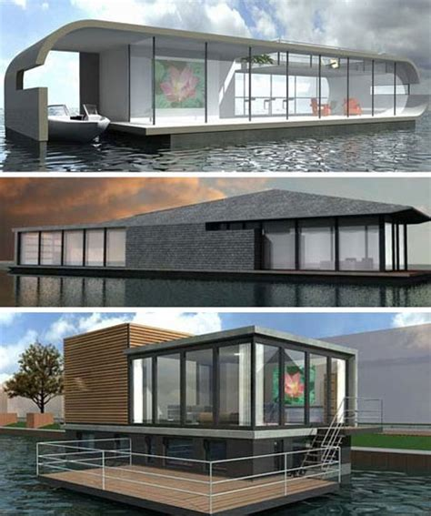 17 real houseboats house boat design ideas