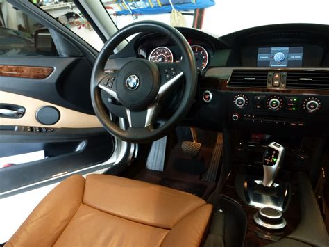 2008 Bmw 528i Interior by 2008 Bmw 5 Series Interior Pictures Cargurus