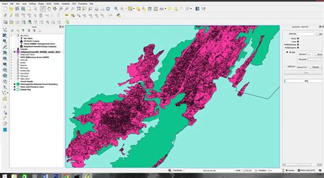 qgis tutorial forestry qgis coverage help gisxchanger queryxchanger