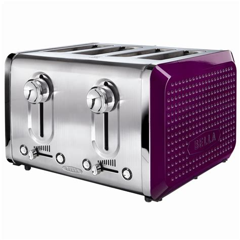 Purple Toaster Oven 4 Slice Toaster Purple Appliances Small Kitchen