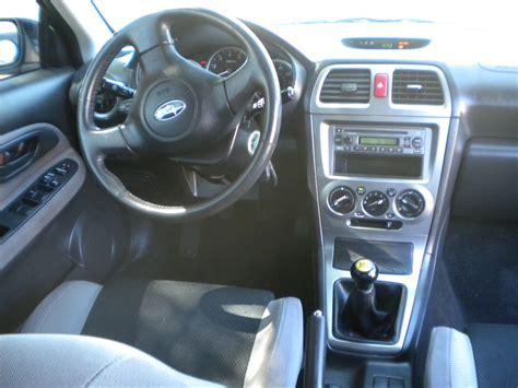 2006 subaru impreza interior pictures cargurus