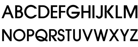 font persib optiauvantgothic medium font