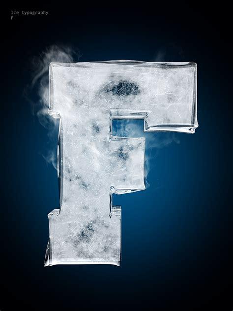 txaber ice typography
