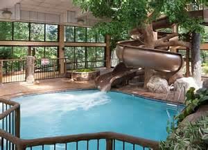 cabins in gatlinburg tn with indoor pool http