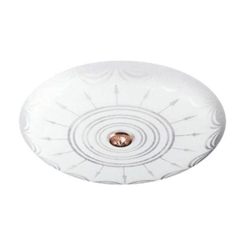 Eterna D129 60w Circular Fluorescent Ceiling Fittingnext Next Ceiling Light Shades